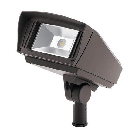 Kichler - C-Series 120V 1 LED 23W Small Flood Lights - Textured Architectural Bronze