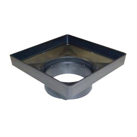 "NDS - 9"" Catch Basin Low Profile Adapter"