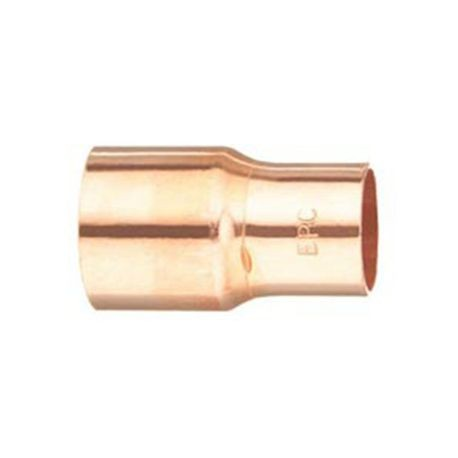 "1-1/2"" X 1"" Reducing Copper Coupling C X C"