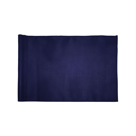 Standard Golf - Tube Style Nylon Flag - 200 Denier - Dark Blue - Set of 9