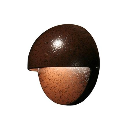 FX - MM Series 10W Incandescent Wall Light - Sedona Brown