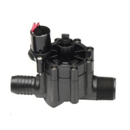 "Toro - 1"" Male Thread X Insert, In-Line Electric Valve with Flow Control"