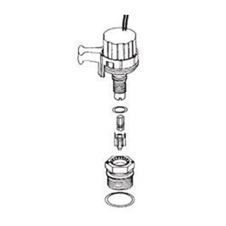 Rain Bird - Solenoid Repair Kit For PEB, PGA and GB Valves