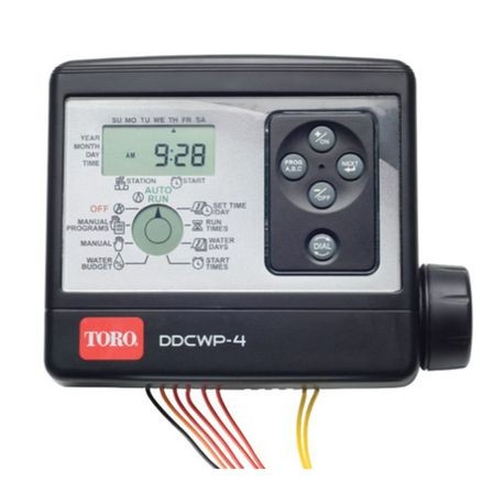 Toro - DDC WP Series Waterproof 2-Station Controller