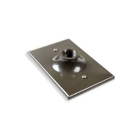 "FX - Wall Plate 1/2"" Thread"