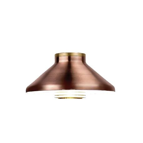 FX Luminaire - JS Series Top Only - Bronze Finish