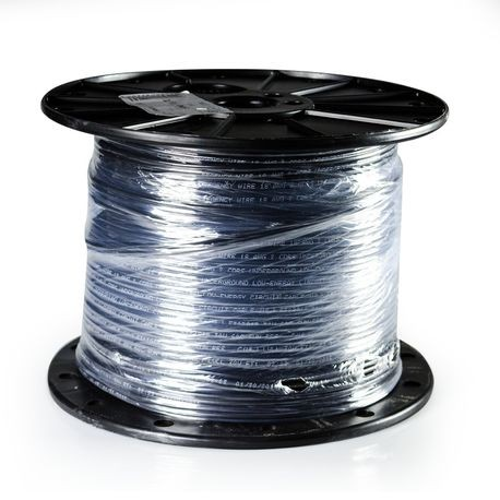 Regency Wire & Cable - 18/2 Low Voltage Lighting Cable - 500' Coil