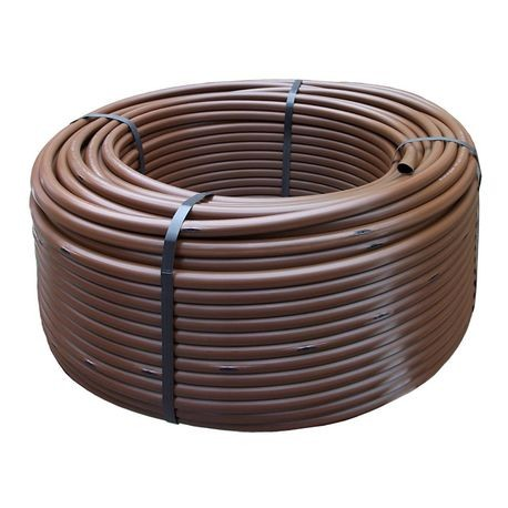 "Rain Bird - XFD Drip Irrigation Line With 12"" Spacing, 100' Coil"