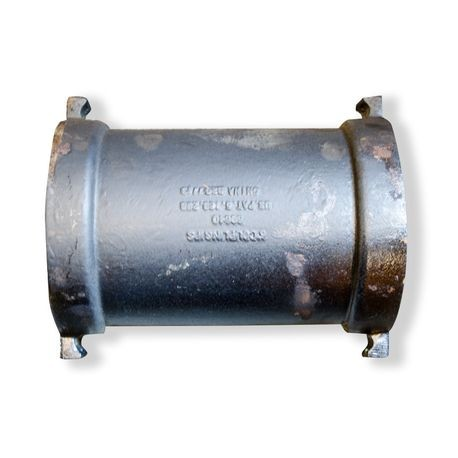 "The Harrington Corporation - 6"" Repair Coupling Ductile Iron"