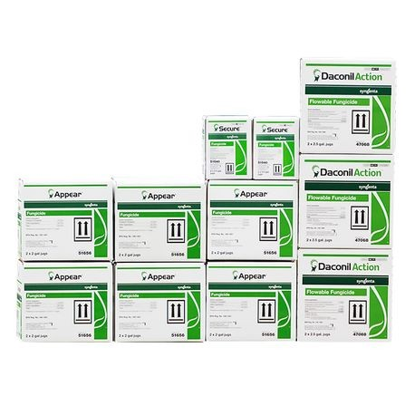 Syngenta - Greens Contact Solution Pallet | Reinders