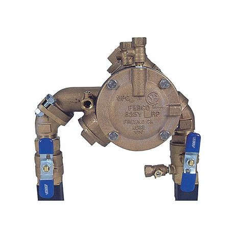 "Febco - 2"" 825 Series Reduced Pressure Zone Assembly"