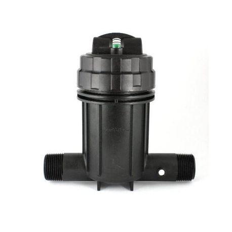 Rain Bird 1 Quick Check 40 Psi Basket Filter With Pressure Regulator