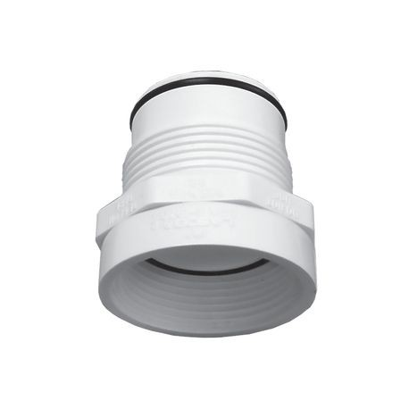 "Lasco - 1-1/2"" X 1-1/4"" FPT X Acme Outlet Adapter"