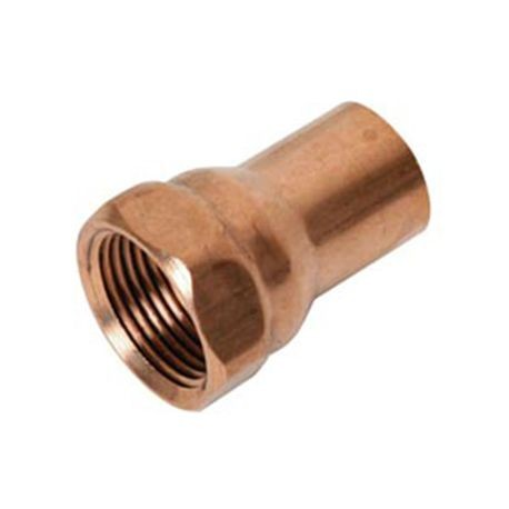 "1-1/4"" Female Adapter Copper C X FPT"