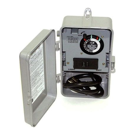 Kasco Marine Inc. - 120V Kasco Timer W/Photo Cell