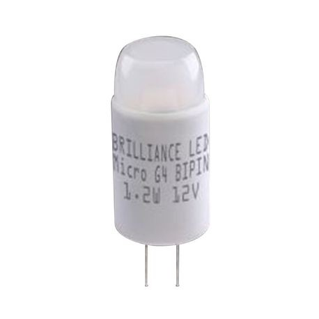 Brilliance LED LLC - 1.2W Micro G4 Bi-Pin