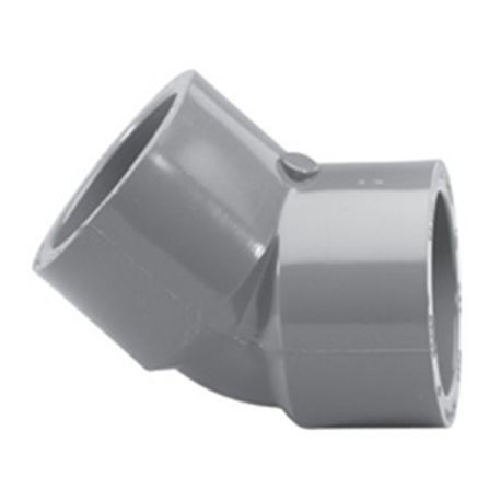 Spears - Sch80 PVC 45° Elbow