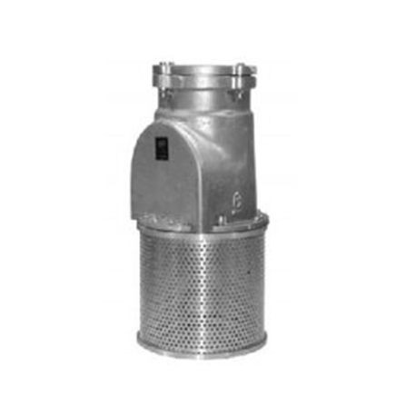 "Sure Flo Fittings - 6"" Vertical Foot Valve"