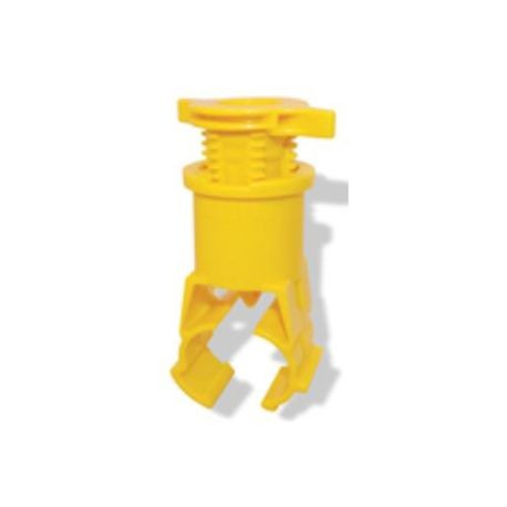 "Blazing Saddle - 1-1/2"" Poly by Swing Pipe Barb Outlet"