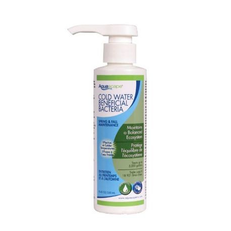 Aquascape - Cold Water Beneficial Bacteria, 8.5 oz
