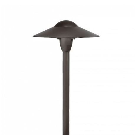 Kichler - Bronze Dome Path Light, Bronze