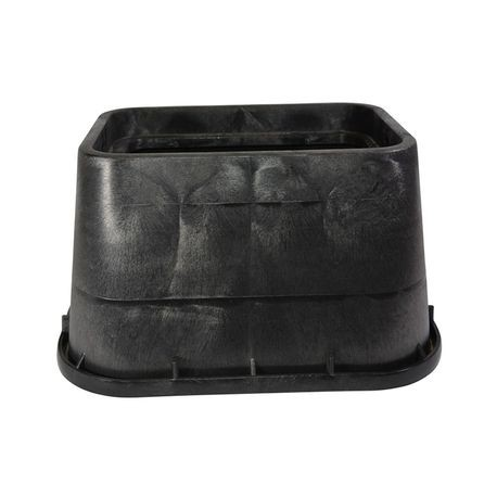"NDS - Standard Valve Box 14"" X 19"", Black Body"