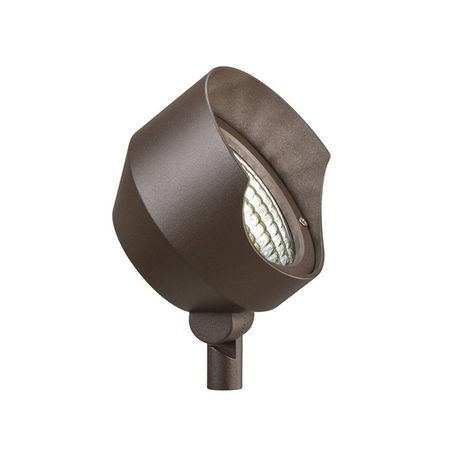 Kichler Lighting - PAR36 Accent Uplight - Textured Architectural Bronze Finish