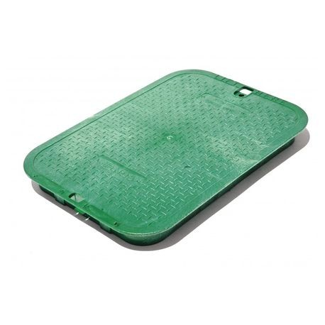 "NDS - Overlapping Cover 13"" X 20"", Green"
