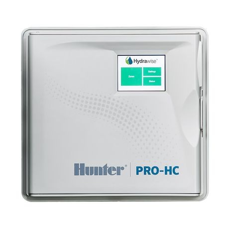 Hunter - 24 Station Indoor PRO-HC Wi-Fi Controller with Hydrawise