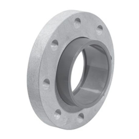 "Spears - 8"" Sch80 PVC Flange (Loose Ring) Slip"