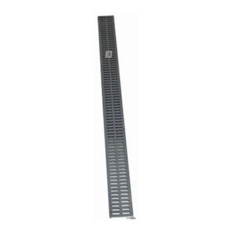 NDS - 3' Gray Mini Channel Grate