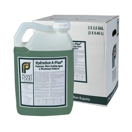 Plant Food Co - Hydration A-Plus Penetrant - Case of 2 - 2.5 GAL Jugs