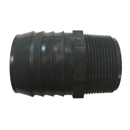 "Spears - 2"" X 1-1/2"" Reducing Male Adapter Insert X MPT"