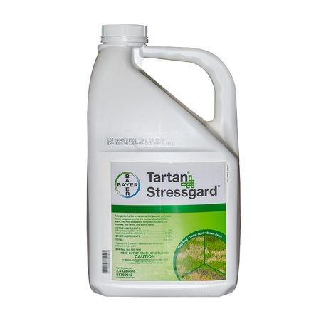 Bayer - Tartan Stressgard Fungicide, 2 5 GAL | Reinders