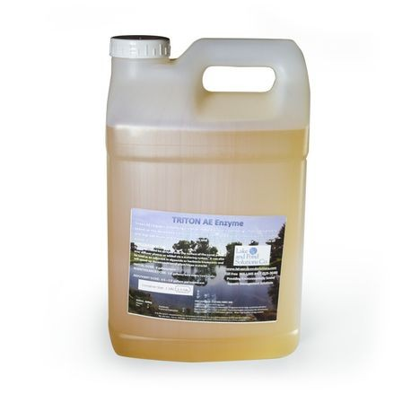 Lake And Pond Solutions Co - Aquatic Enhancing Enzymes-2.5 Gal