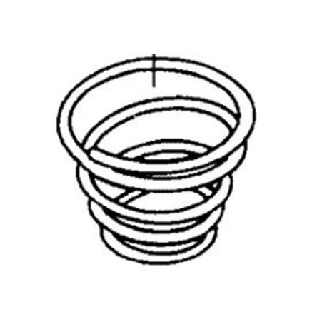 "Toro - 2"" Diaphragm Spring EL, PR & CR For 252 Series"