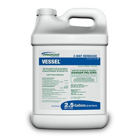 Prokoz - Vessel 3-Way Post-Emergent Herbicide