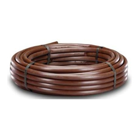"Netafim - Techline 17mm CV Dripline - .26 GPH, 18"" Emitter Spacing, 250'"