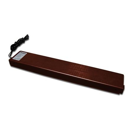 "Integral - 18"" Incandescent Wall/Step Light - Brick Red"