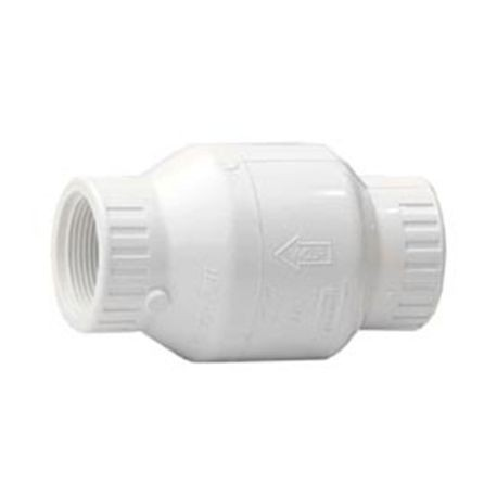 "Spears - 1-1/2"" PVC Utility Swing Check Valve"