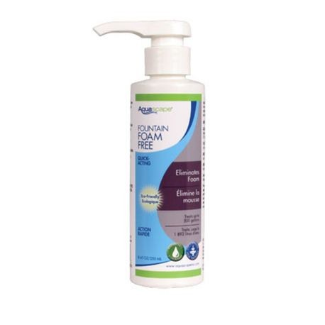 Aquascape - Feature Foam Free Water Treatment, 8.5 oz