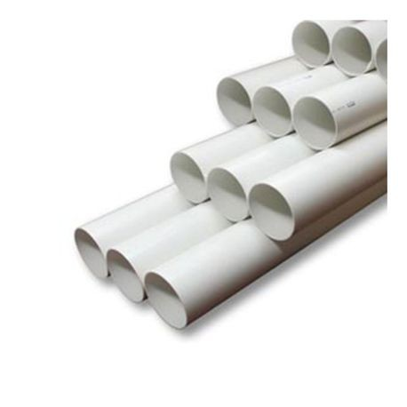 "Cresline - 1-1/2"" X 20' PVC Pipe With Bell End"