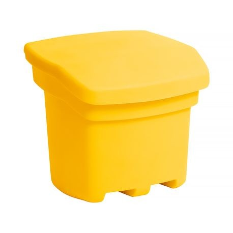 Ice Melt Storage Box - Yellow