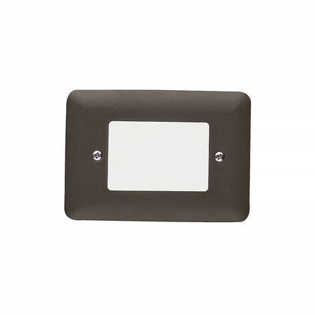 Kichler Lighting - Acrylic Lens Step Light - Textured Architectural Bronze Finish