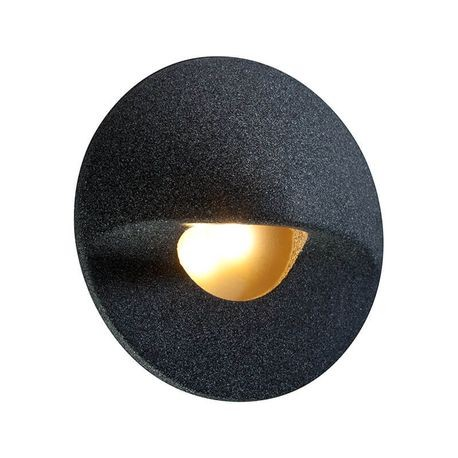 FX - MO Series Wall Light - Weathered Iron