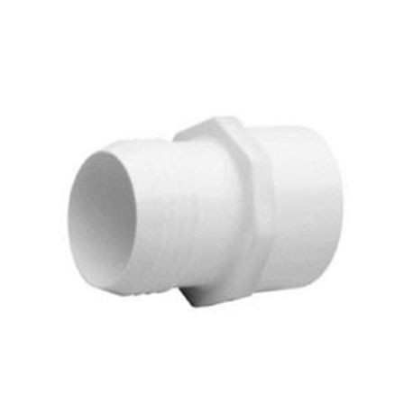 "Spears - 1-1/4"" Sch40 PVC Adapter Insert X Spigot"