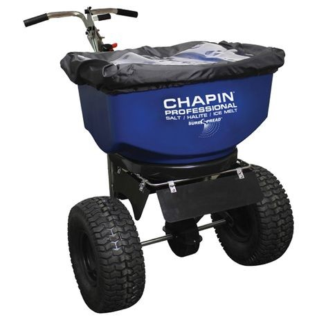Chapin - 100 LBS Pro Salt and Ice Melt Spreader