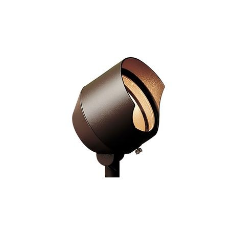 Kichler - 75W Halogen Bi-Pin Accent Light - Textured Architectural Bronze Finish