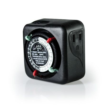 Intermatic - Outdoor Transfer Timer UV Resistant
