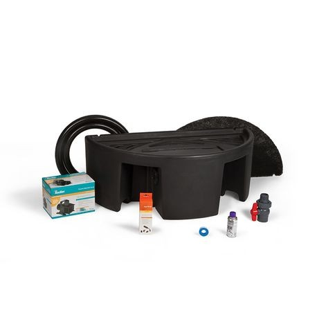 "Atlantic Water Gardens - Basin & Pump Kit for 24"" Spillway"